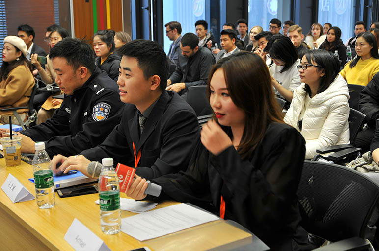 china work visa seminar by echinacareers
