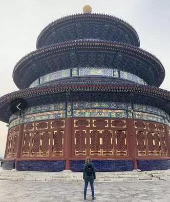 外国人在中国