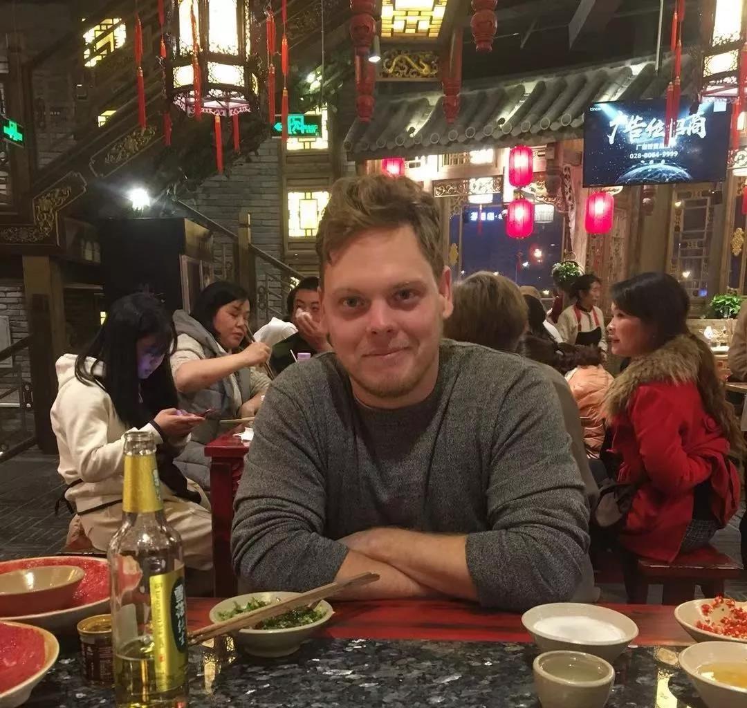 老外在中国