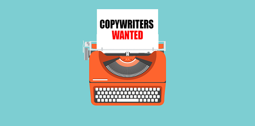 5 High-Paying Copy Writing Jobs